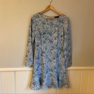Banana Republic Floral Dress Size 6 👗